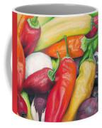 Peppers And Onions Coffee Mug