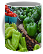 Peppers From The Farm Nj Coffee Mug