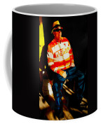 Pepsi Pete In Repose Coffee Mug