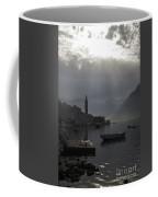 Perast Bay Coffee Mug