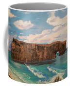 Perce Rock Gaspe  Quebec Coffee Mug