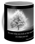 Perception Coffee Mug