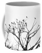 Perched Majestically Coffee Mug