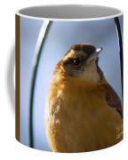 Perched Portrait Coffee Mug