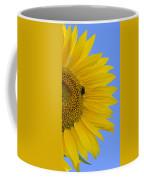 Perfect Half With Blue Sky Coffee Mug