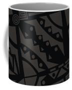 Perfect Imperfections II - Charcoal Infusion Coffee Mug