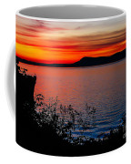 Perfect Marine Sunset Coffee Mug