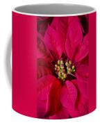 Perfect Poinsettias Coffee Mug