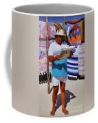 Perfect Posture Portrait Coffee Mug