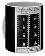 Perforated Film, 1888 Coffee Mug
