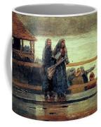 Perils Of The Sea 1881 Coffee Mug