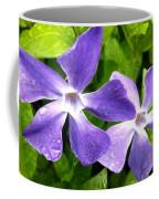 Periwinkle Blue Dew Coffee Mug