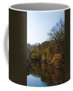 Perkiomen Creek In Autumn Coffee Mug