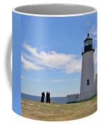Pemaquid Lighthouse Visitors Coffee Mug