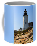 Permaquid Point Lighthouse Coffee Mug