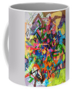 Perpetual Encounter With Providence 4 Coffee Mug