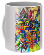 Perpetual Encounter With Providence 7 Coffee Mug