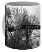 Perry Cemetery Coffee Mug