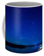 Perseid Meteor Coffee Mug