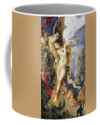 Perseus And Andromeda Coffee Mug by Gustave Moreau