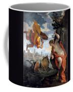Perseus Rescuing Andromeda Coffee Mug