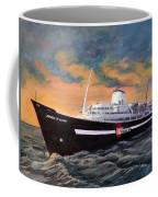 Perseverance On The Bay Coffee Mug