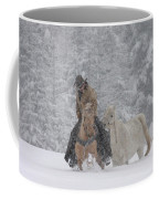 Persevere Through All Coffee Mug by Diane Bohna