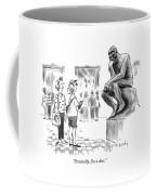 Personally, I'm A Doer Coffee Mug