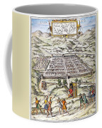 Peru: Cuzco, 1572 Coffee Mug