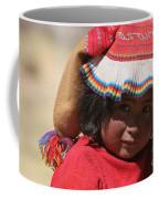 Peruvian Child Coffee Mug