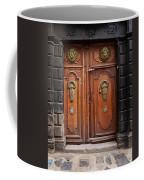 Peruvian Door Decor 10 Coffee Mug