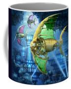 Pescatus Mechanicus Coffee Mug
