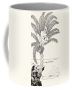 Pestonjee Bomonjee Sitting In His Palm-tree And Watching The Rhinoceros Strorks Bathing Coffee Mug