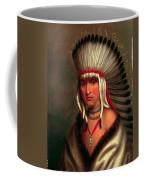 Petalesharro. Generous Chief  Pawnee Coffee Mug