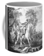 Peter Francisco (c1760-1831) Coffee Mug