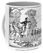 Peter Francisco Coffee Mug