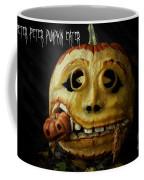 Peter Peter Pumpkin Eater Coffee Mug