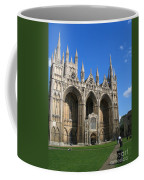 Peterborough Cathedral Coffee Mug
