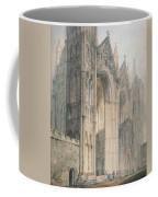 Peterborough Cathedral Coffee Mug