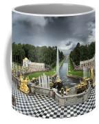 Peterhof Palace Coffee Mug