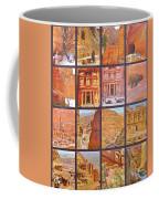Petra Alive In Petra Jordan Coffee Mug
