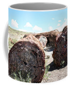 Petrified Timber Coffee Mug