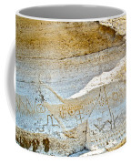 Petroglyphs At Petroglyph Point In Lava Beds Nmon-ca Coffee Mug