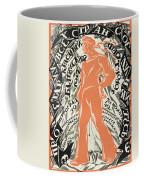 Petrograd Red Seventh November Revolutionary Poster Depicting A Russian Sailor Coffee Mug