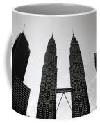 Petronas Dusk Coffee Mug