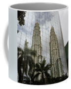 Petronas Reflecting Coffee Mug