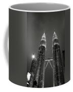 Petronas Towers At Night Coffee Mug