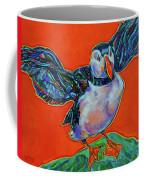 Petty Harbour Puffin Coffee Mug