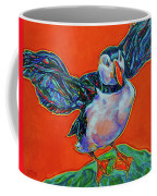 Petty Harbour Puffin Coffee Mug