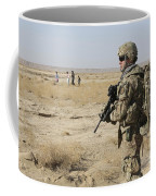 Petty Officer Maintains Security Coffee Mug
